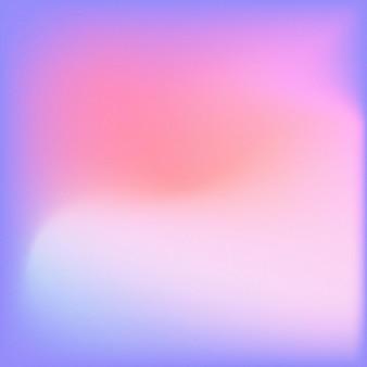 Pastelowy różowy fioletowy gradient rozmycie tła
