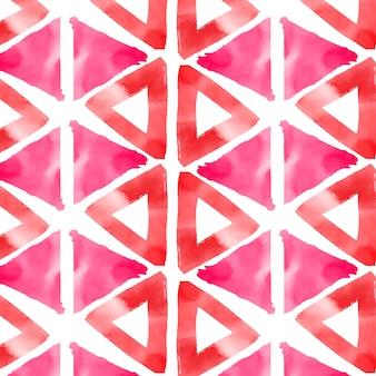Pastelowy wzór akwarela tło wektor