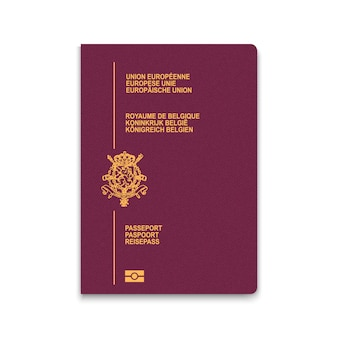 Paszport belgii