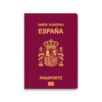 Paszport hiszpanii