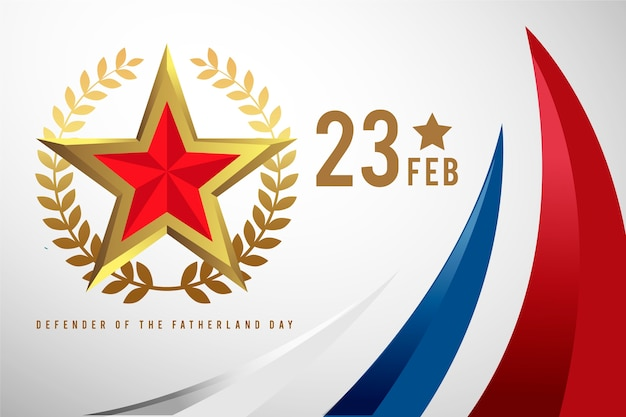 Patriotyczne narodowe tło dzień ojczyzny