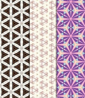 Patroni abstractos