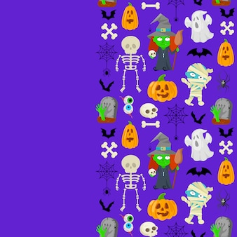 Patttern na halloween