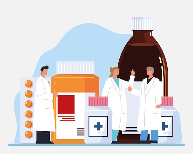 Personel medyczny farmaceutyczny