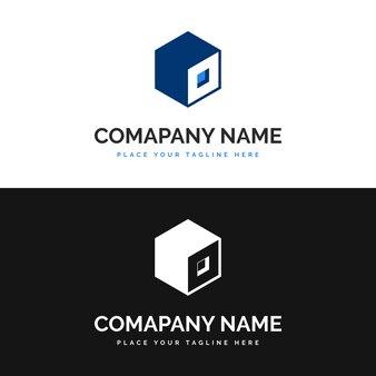 Perspektywa logo 3d