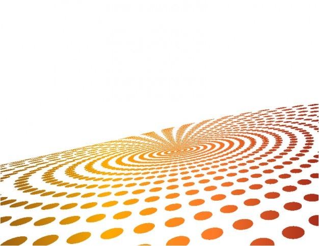 Perspektywa okrągłym tle przerywana powierzchni z copyspace