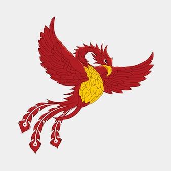 Phoenix maskcot