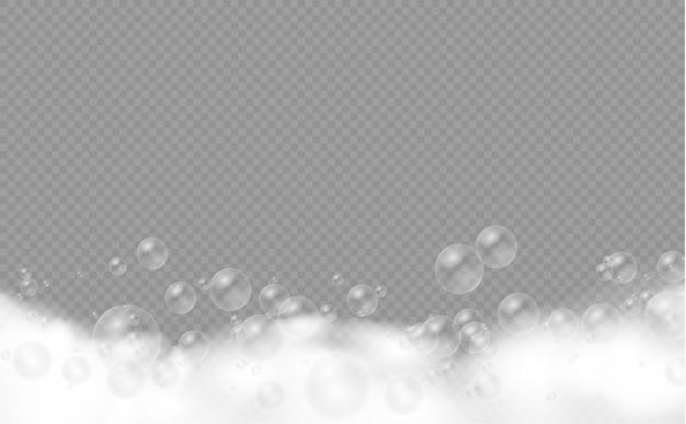 Pianka do kąpieli z bąbelkami szamponu, pianką mydlaną, żelem lub bąbelkami szamponu nakłada się na mydliny,