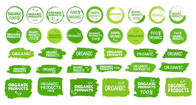 Pieczęć produktu ekologicznego