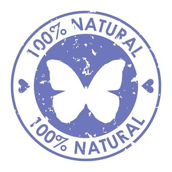 Pieczęć szablon element tagu znak biznesowy stary element ikony wydruku