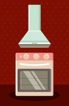 Piekarnik i okap kuchenny