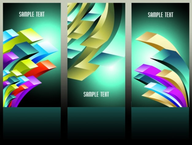Piękne 3d wektora projektowania box | download free vector
