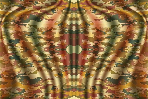Piękne bezszwowe wzory z falistą teksturą tkaniny tkaniny