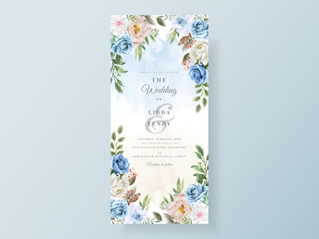 Piękne i eleganckie kwiatowe zaproszenia ślubne