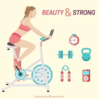 Piękne i silne