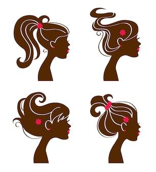 Piękne sylwetki kobiet