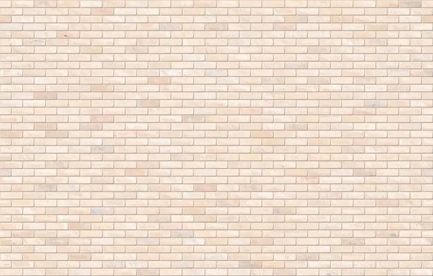 Piękny brązowy blok ceglany mur tekstura tło wzór.