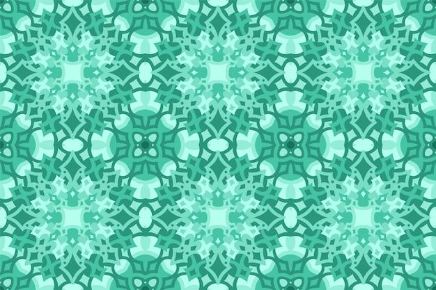 Piękny kolor tła sieci web akwamaryn z abstrakcyjny wzór bez szwu