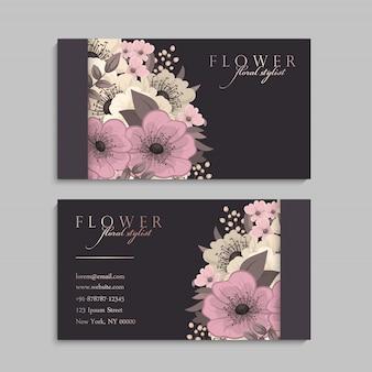 Piękny kwiatowy wzór. ilustracja wektorowa