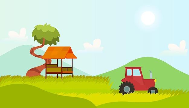 Piękny wektor premium tła ryżu odpowiedni do wielu celów