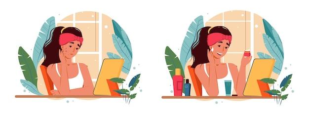 Pielęgnacja skóry i dermatologia