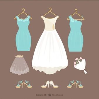 Pielenie sukienki