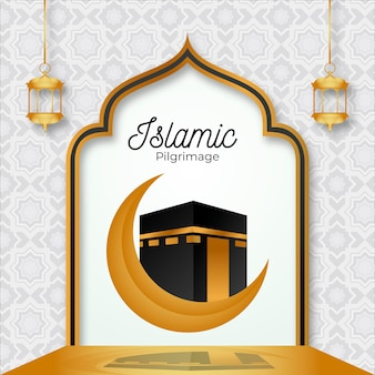 Pielgrzymka islamska