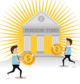 Pieniądze fundusz emerytalny