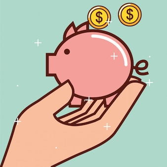Pieniądze skarbonki