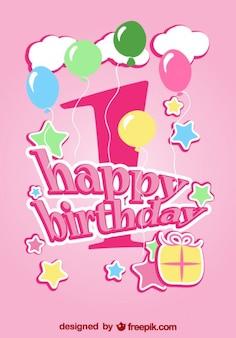 Pierwsza grafika urodziny