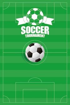Piłka nożna sportowa piłka nożna z wyposażeniem butów