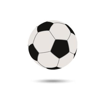 Piłka nożna wektor piłka nożna