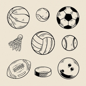 Piłka sportowa