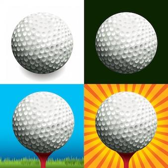 Piłki golfowe