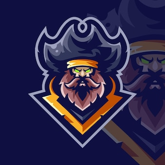 Pirackie logo gier e-sportowych