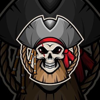 Pirat czaszki