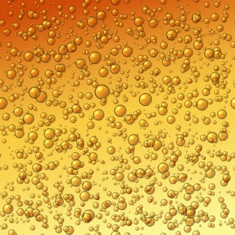 Piwo pęcherzyki tle