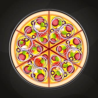 Pizza na pokładzie