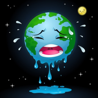 Płacząca ziemia