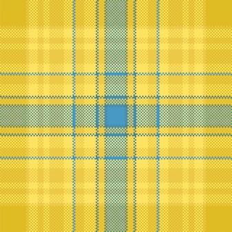 Plaid nowoczesny wzór. tkanina o kwadratowej fakturze. szkocka szkocka krata.
