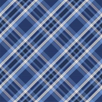 Plaid wzór bez szwu. sprawdź teksturę tkaniny. kwadratowy pasek w tle.