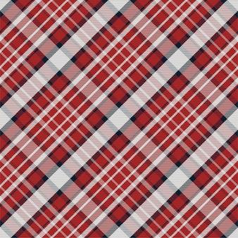 Plaid wzór bez szwu. sprawdź teksturę tkaniny.