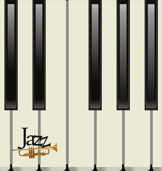 Plakat koncertu jazzowego