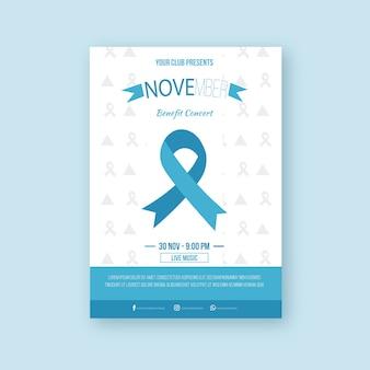 Plakat movember