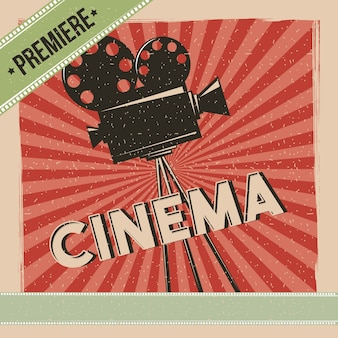 Plakat premiera kina