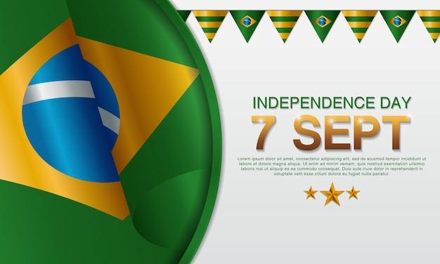 Plakaty z plakatów niepodległości brazylii