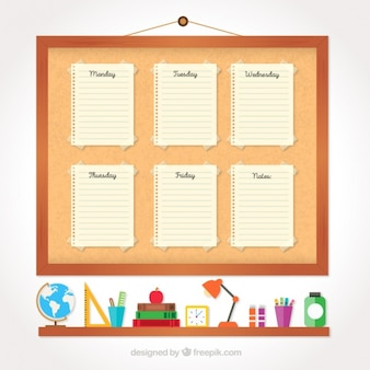 Planowanie szkoła na powrót do szkoły