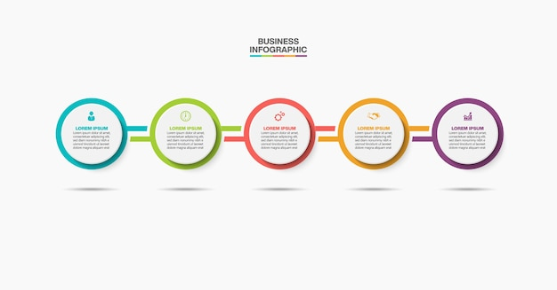 Plansza biznesowa prezentacji