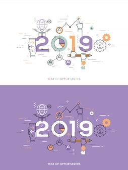 Plansza koncepcja 2018 roku możliwości
