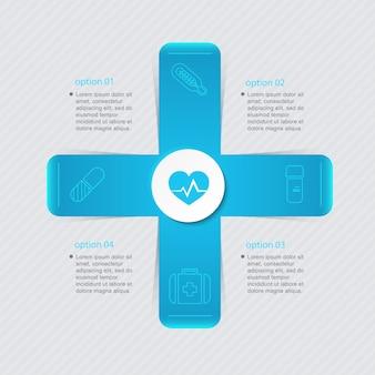 Plansza medyczna opieka zdrowotna